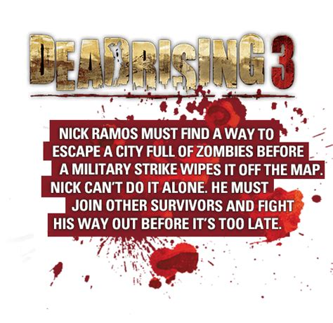 find tattoo kit dead rising 3 dead rising 3 nick ramos young mechanic with a