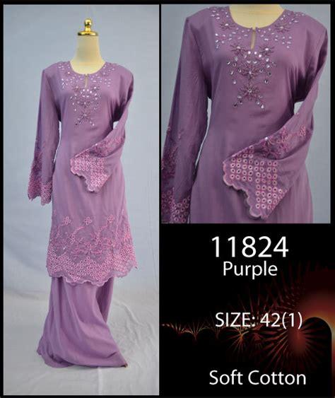 design baju cotton audadi durrani baju kurung cotton