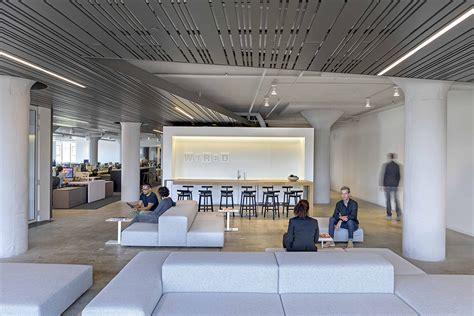 interior design magazine gensler a tour of wired s new sleek san francisco headquarters