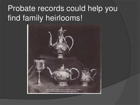 Probate Search Searching Probate Records