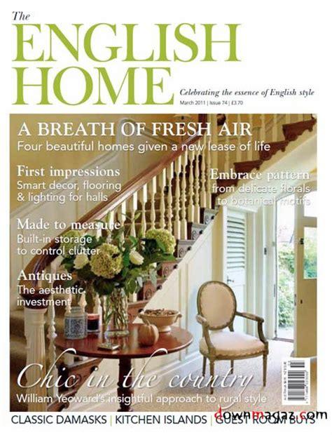 home decorating magazines uk the home march 2011 uk 187 pdf magazines magazines commumity