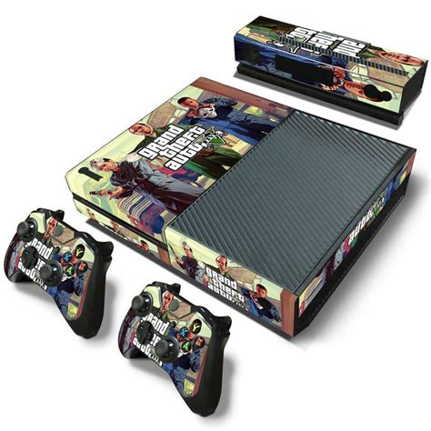 Stickers Xbox One S Personnalisé by 6 Styles Stickers Gta V For Microsoft Xbox One Console