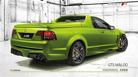 holden maloo gts holden reveals 585hp gts maloo performance ute 95 octane