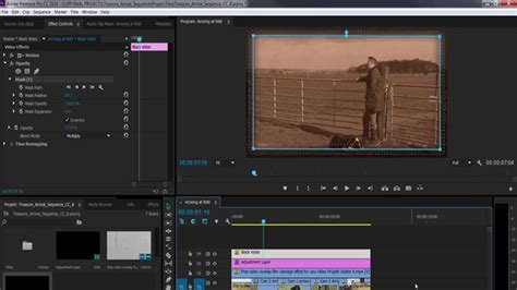 adobe premiere pro old film effect creating the old film style look in premiere pro cc