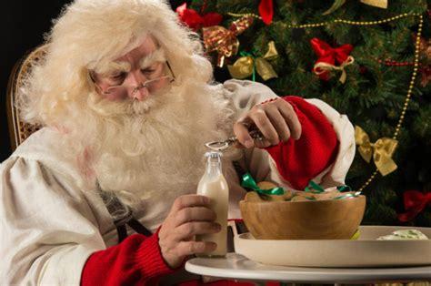 how healthy is santa claus sciencedaily