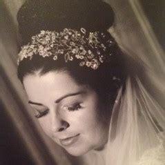 Wedding Hair Accessories Aberdeenshire by Neville Lace Headdress Designer Swarovski