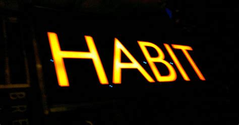 Breaking habits with a flash of light   Not Exactly Rocket Science : Not Exactly Rocket Science