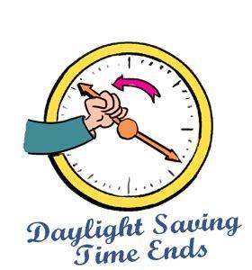 daylight saving time ends: calendar, history, tweets