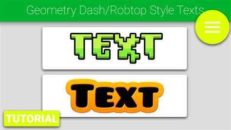 Dash Letters