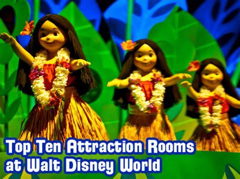 top 10 walt disney world top ten walt disney world attraction rooms disney trivia