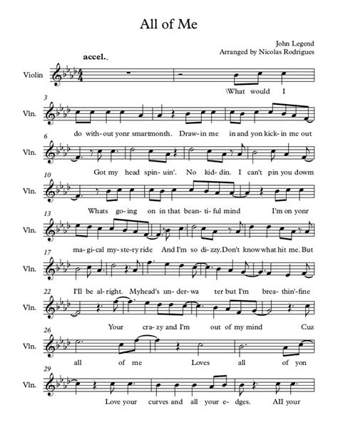 free printable sheet music violin popular songs free sheet music download all of me by john legend free