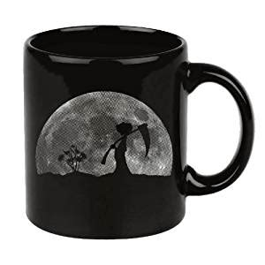 funny birthday gifts for men & women coffee cup death in