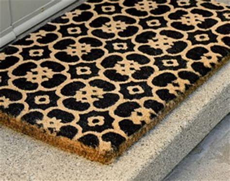 inside door rugs 5 tips on choosing the suitable front door mat or rug pouted magazine design
