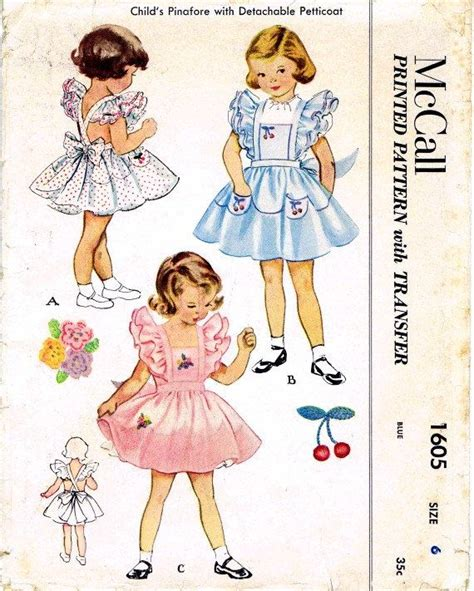 vintage pattern girl little girl petticoats 1950s dresses pictures to pin on