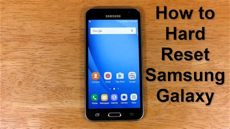 reset samsung j3 how to reset samsung galaxy how to hard reset samsung