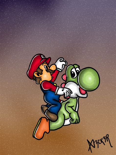 Yoshi Decke by Mario Yoshi Lineart Colours By Hellbat On Deviantart