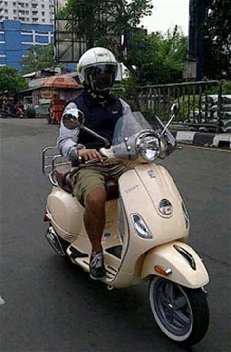 Modifikasi Vespa Lxv 150 by Modern Vespa I Want To See Your Lx