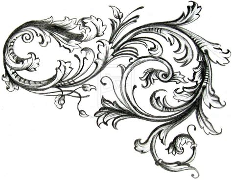 filigree tattoos obsessed with filigree other designs on