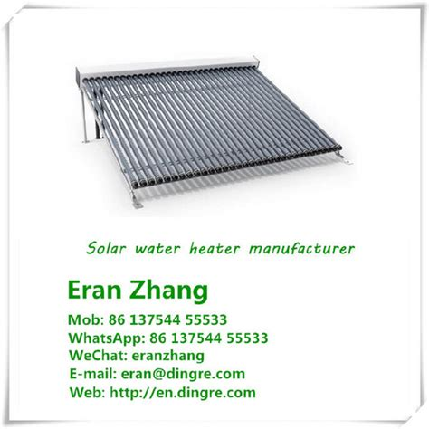 Solar Water Heater Di Jakarta solar water heater indonesia from china exporters dr53 id