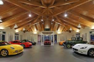 How Big Is A Garage by Good Big Garage A Mansion In Washington