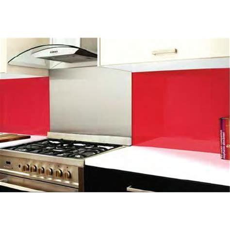 Bunnings Splashbacks For Kitchens by Highgrove 600 X 570 X 6mm Hotlips Universal Glass
