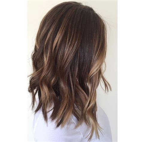 what year was the lob hairstyle created took her blonde ombr 233 to a textured lob and created a