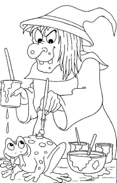 christmas witch coloring page witch 3 free printable halloween witches coloring pages
