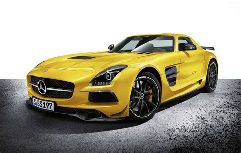 Mercedes Sls Amg by 2013 Mercedes Sls Amg Black Series Finally Revealed