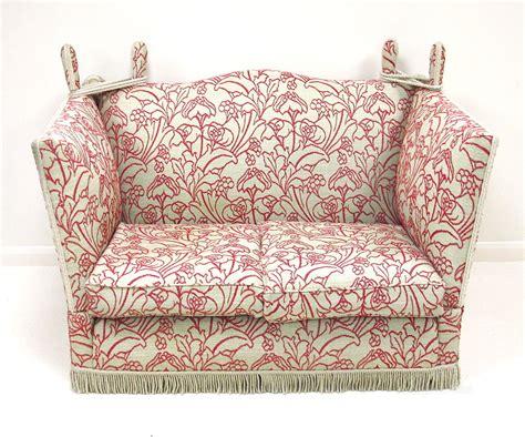 knowle settees 2 vintage knole sofas antiques atlas