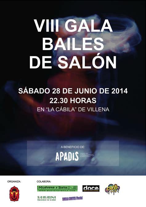 bailes de salon alicante gala bailes de sal 243 n 187 moros nuevos villena