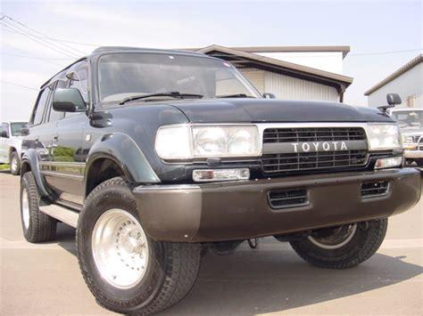 Toyota Land Cruiser 1996 1996 Toyota Land Cruiser Overview Cargurus