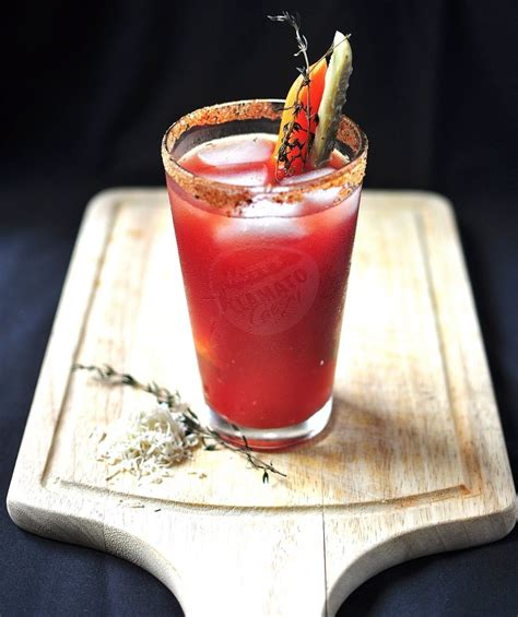 bloody caesar drinks pinterest