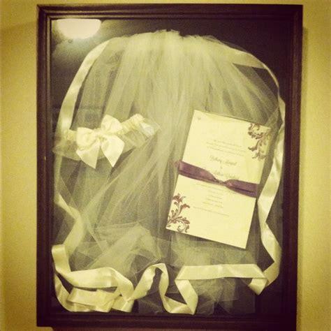 Wedding Veil Box by Thr Veil Wedding Shadow Box Shadow Box Ideas
