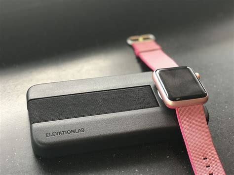 elevationlab batterypro review my new favorite apple travel charger imore