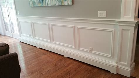 Baseboard For Wainscoting by Wood Covers For Baseboard Heaters Woodwork