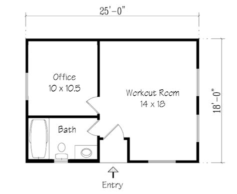 450 square feet selaro floor plans