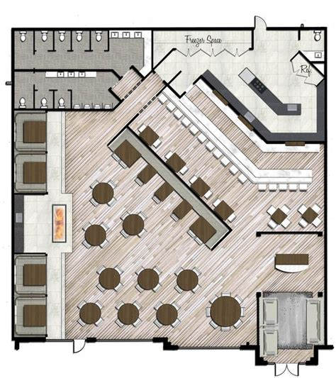 layout de planta de cafe 25 best ideas about cafeteria design on pinterest