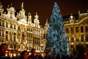 christmas 2014 in brussels belgium photocory