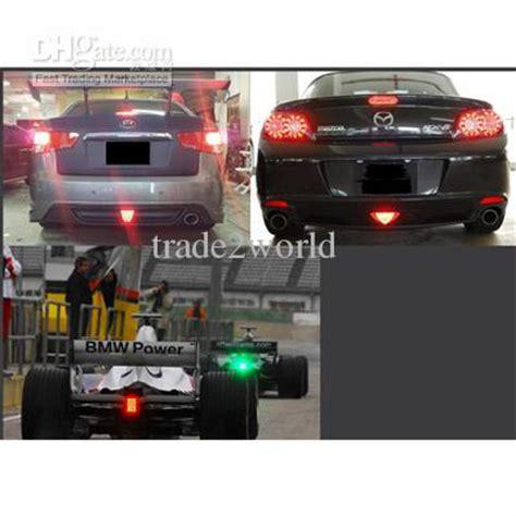 Lu Stop F1 Led f1 style 12 led rear brake stop light third white strobe safety fog drl l from