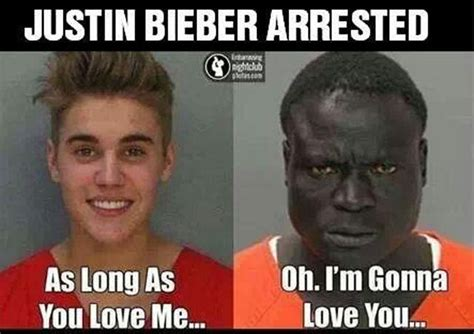Mugshot Meme - justin bieber gets arrested for dui and his mugshot is