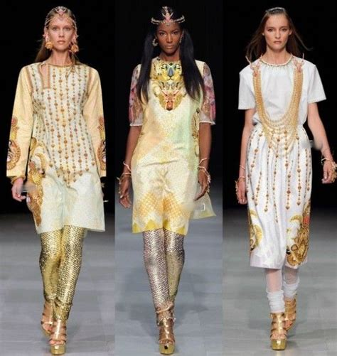 Inspired Fashion by Ancient Inspired Fashion Historical Costume