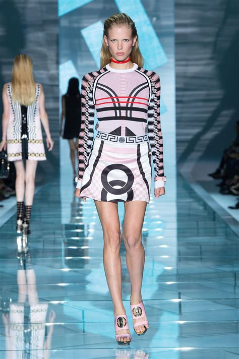 versace spring summer  womens collection  skinny