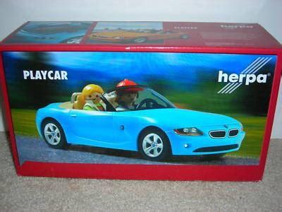 playmobil bmw playmobil bmw z4 blue playcar herpa exclusive nib car