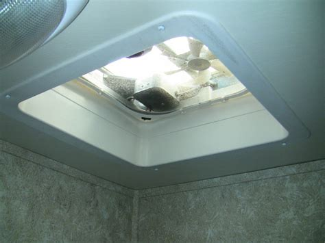 Rv Bathroom Vent And Fan Switch