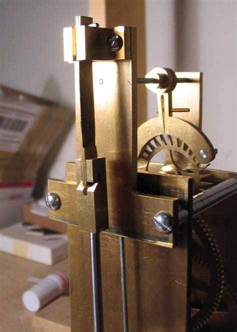 clockmaking project