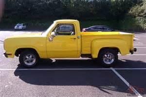 1972 Dodge Truck 1972 Dodge D100 Stepside V8