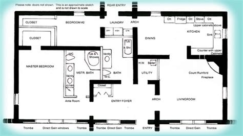 simple floor plans for homes simple affordable house plans simple house plans large