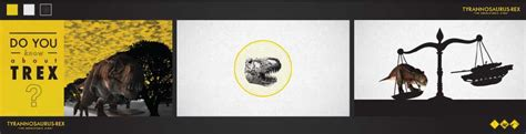 Kaos 3d Dinosaurus T Rex Hitam tyrannosaurus rex the prehistoric king by septadenata