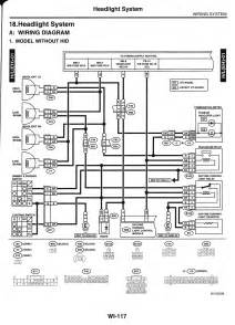 2011 mitsubishi eclipse wiring diagram for headlights