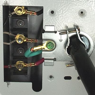 how to wire a maytag neptune dryer with a 3 prong cord to
